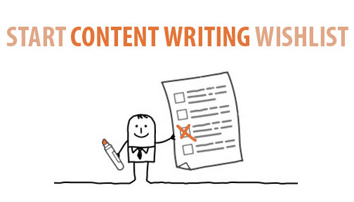 Content and Blog Writing Check List