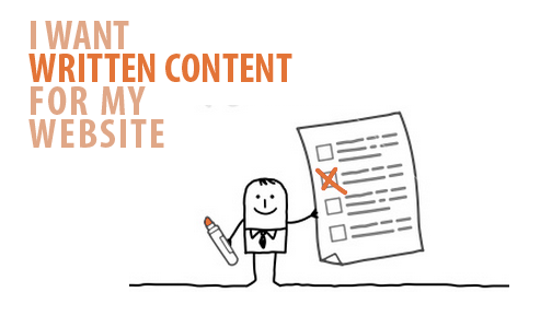 Written Website Content