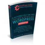 Optimize WordPress Website eBook